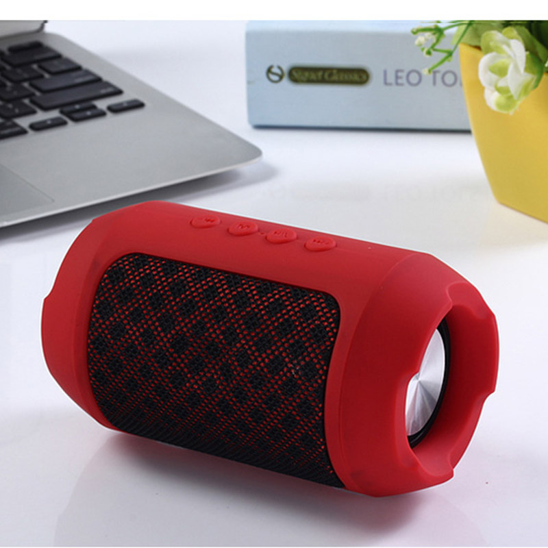 Portable Wireless Bluetooth Speaker TF Card Hands free  Waterproof Outdoors Speaker 15