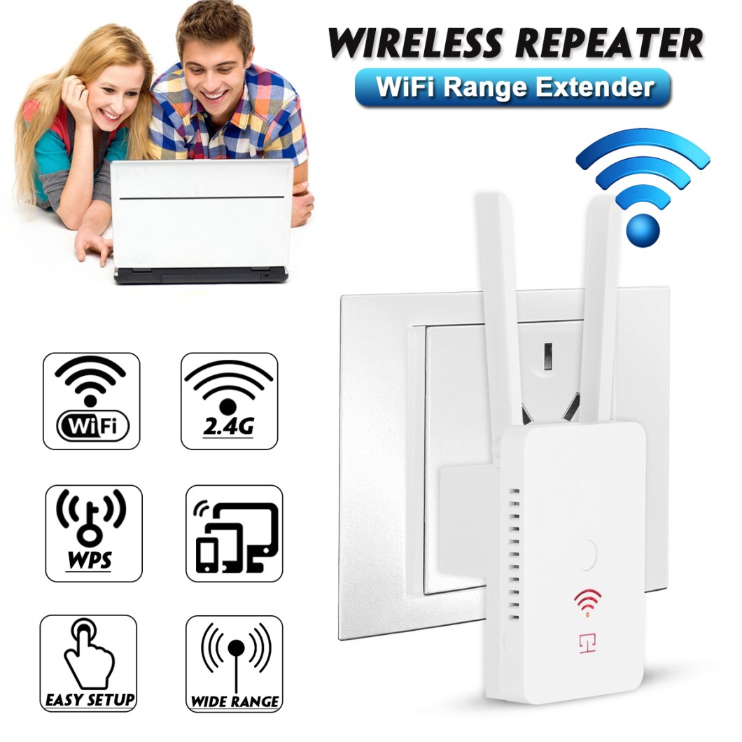 300Mbps 2.4Ghz Wireless Wifi Repeater Amplifier Extender 22