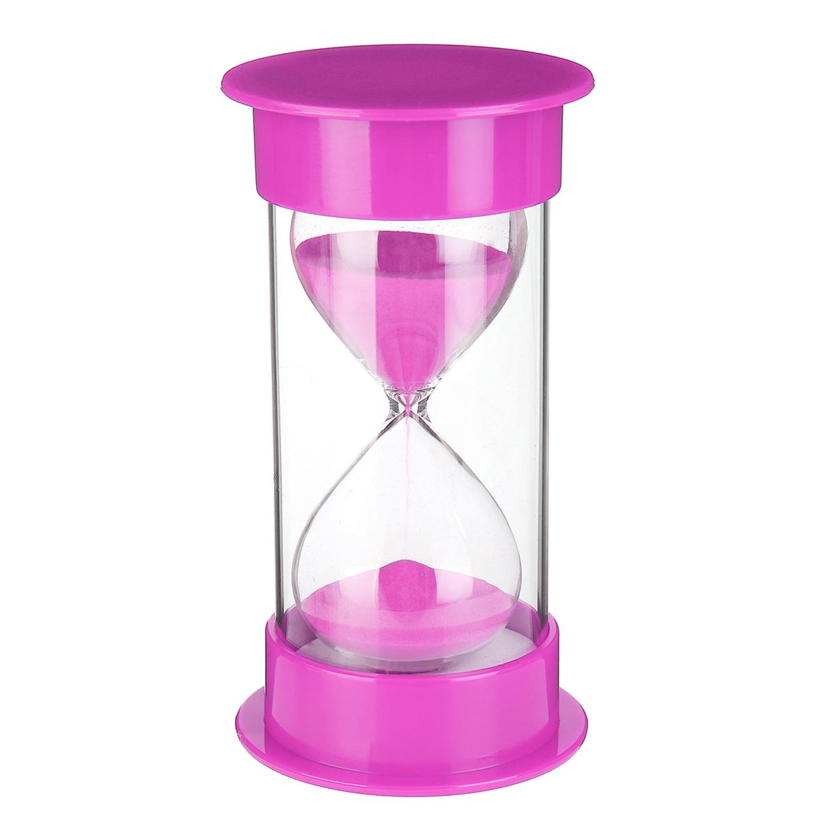 30min Minutes Sand Glass Sandglass Hourglass Timer Clock