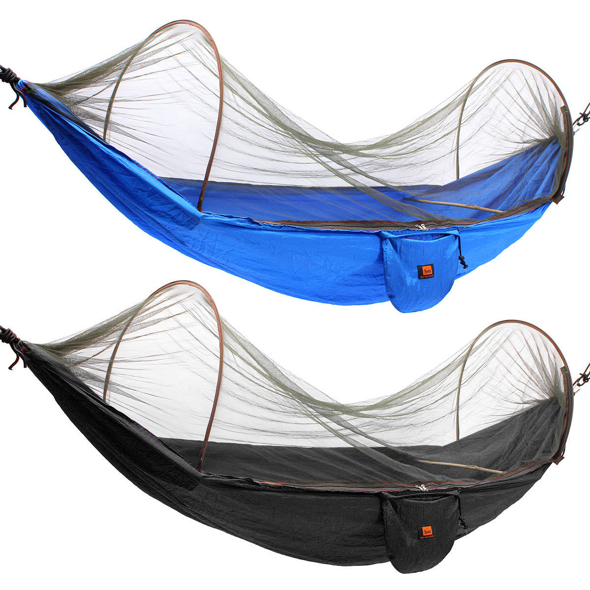 Outdoor Portable Camping Parachute Hammock Hanging Swing