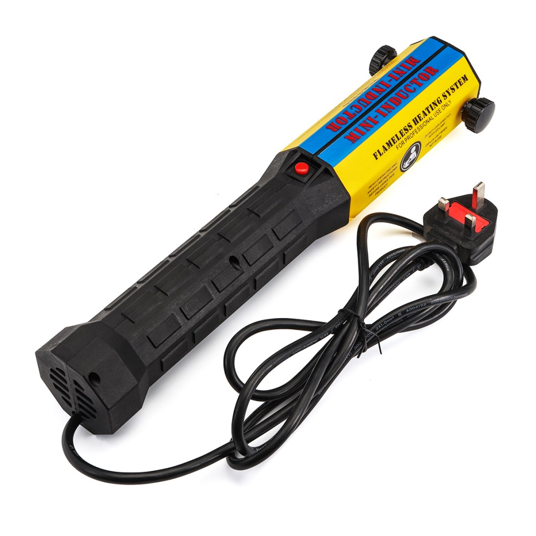 1000W 220V/110V Mini Ductor Induction Heater Hand Heldhigh Frequency with 6 Coils Kits 38