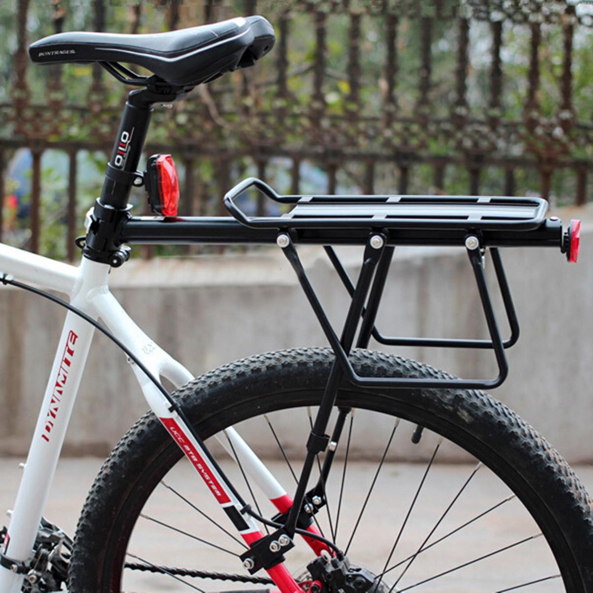 bikight bicycle bike cargo rack rear