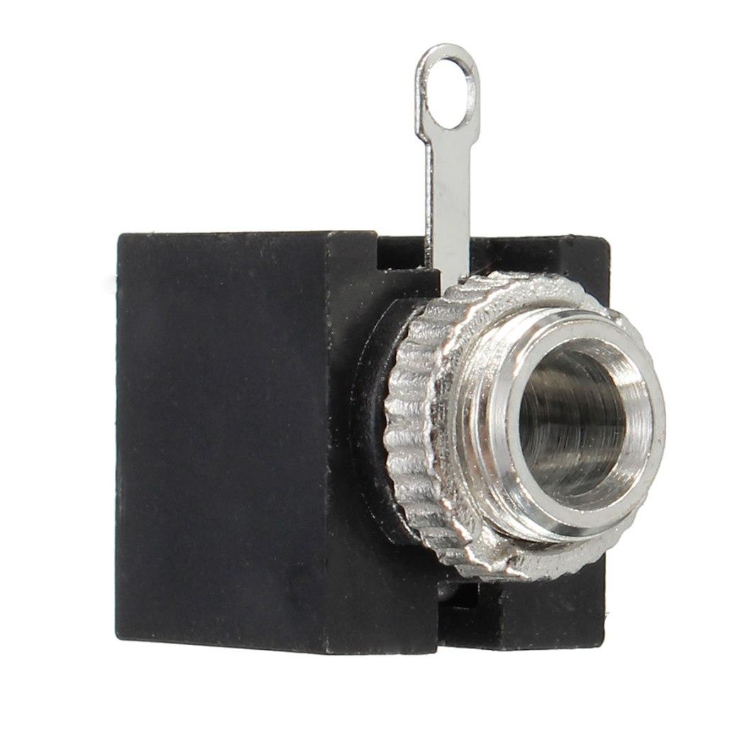 150pcs PCB Panel Mount 3.5mm Female Earphone Socket Jack Connector 20