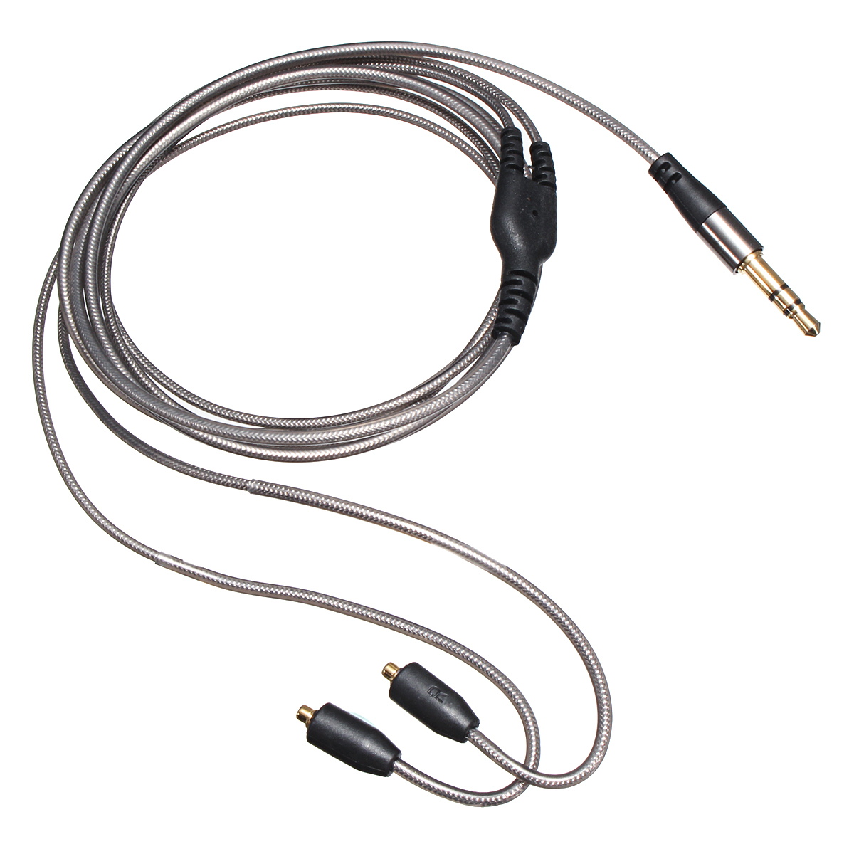 Diy 3 5mm Earphone Audio Cable Replacement For Shure