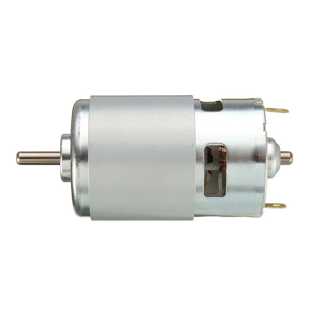775 Motor DC 12V-36V 3500-9000RPM Motor Large Torque High Power Motor 27