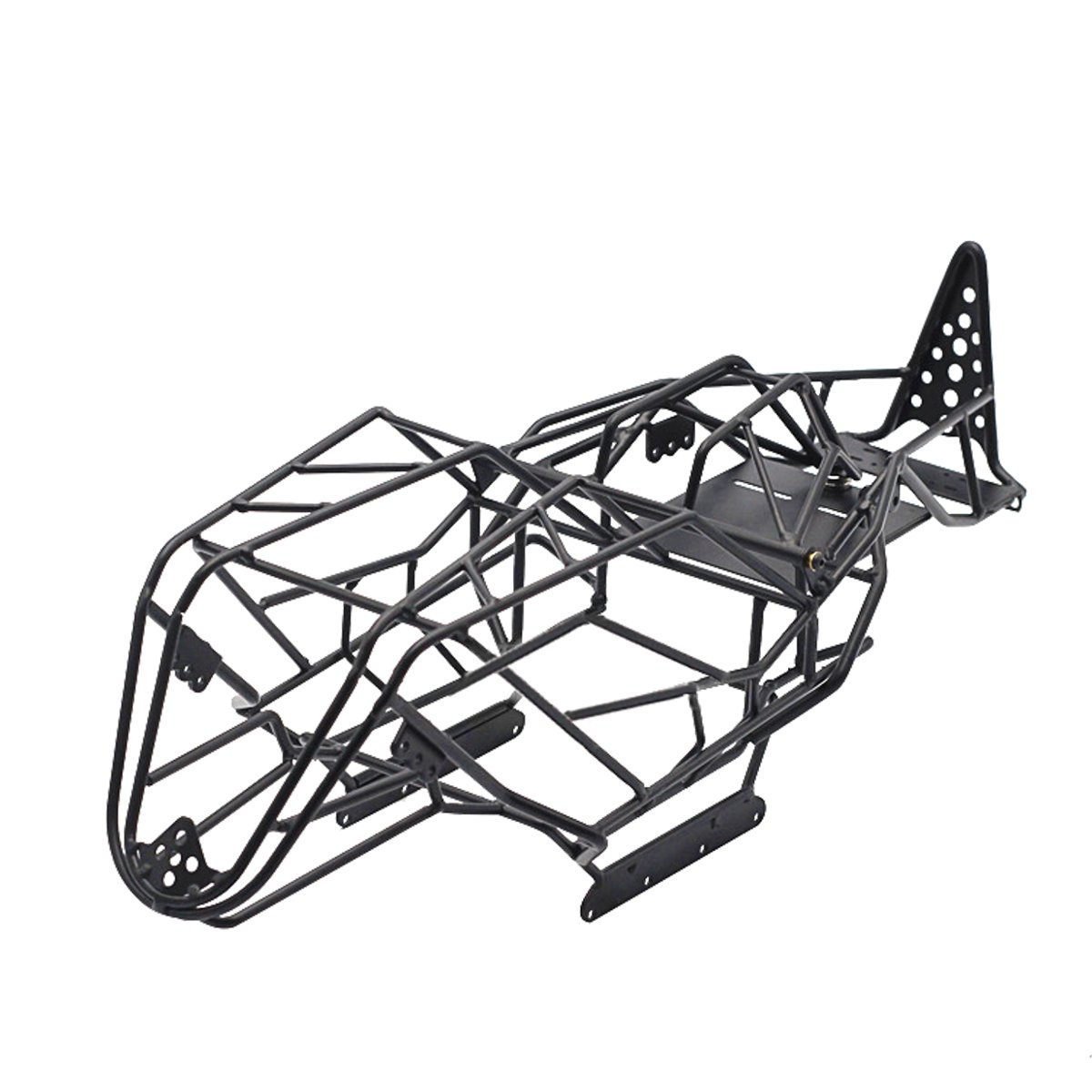 Steel Roll Cage Body Frame For 1 10 Axial Wraith Crawler