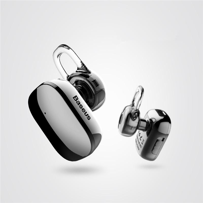 BASEUS Encok A02 Mini Light Weight Wireless Bluetooth V4.1 Earphone Unilateral Hands-free Headphone