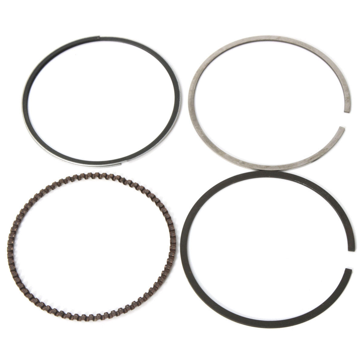57mm Bore Cylinder Engine Rebuild Kit For 150cc Gy6