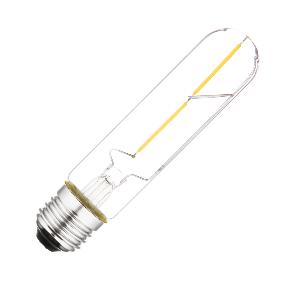 T10 E27 1 8w Warm White 200lm Cob Led Bulb Filament Retro
