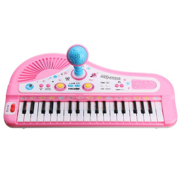 37 keyboard mini electronic multifunctional piano with ...