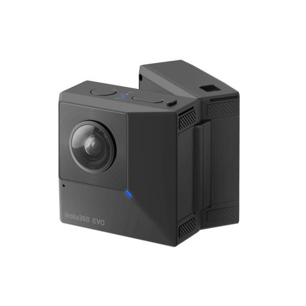 Insta360 EVO Folding 5.7K 180° 3D VR 360° Sport Camera