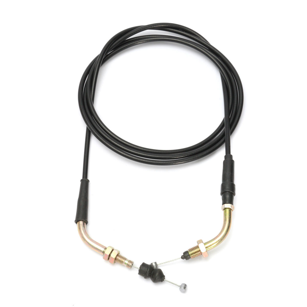 Throttle Cable For 139qmb Gy6 50cc Chinese Scooter Moped