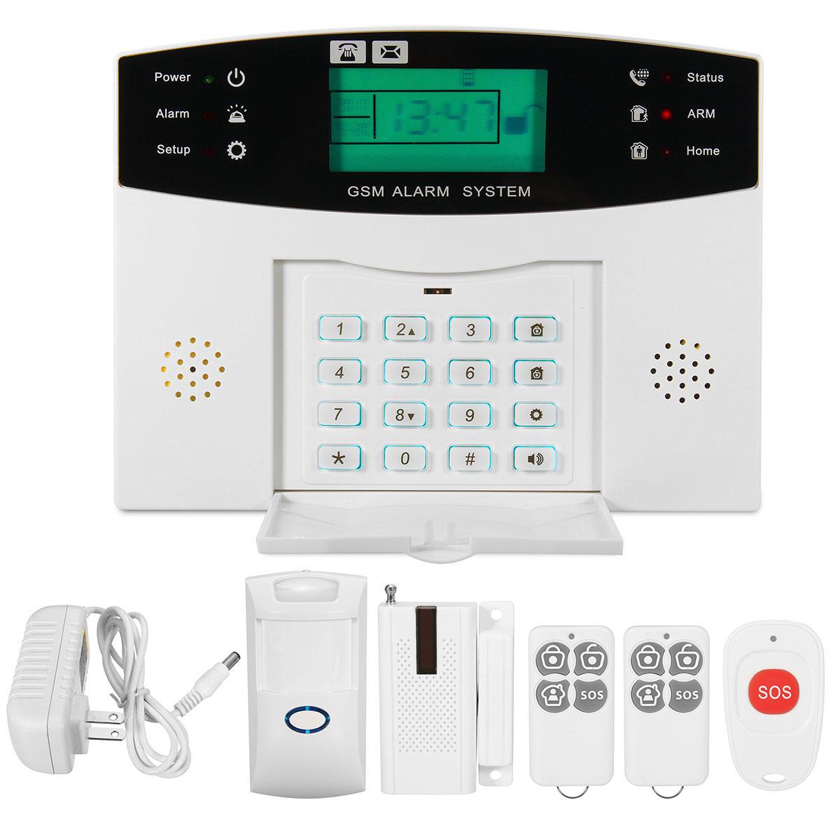 Top 5 Wireless Alarm System