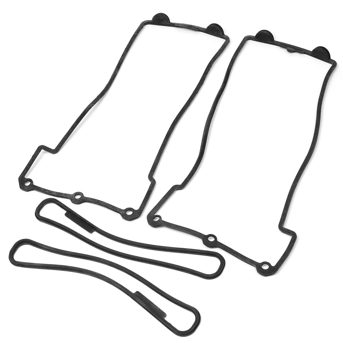Valve Cover Gasket And 22 Grommets Kit For Bmw 530i 540i