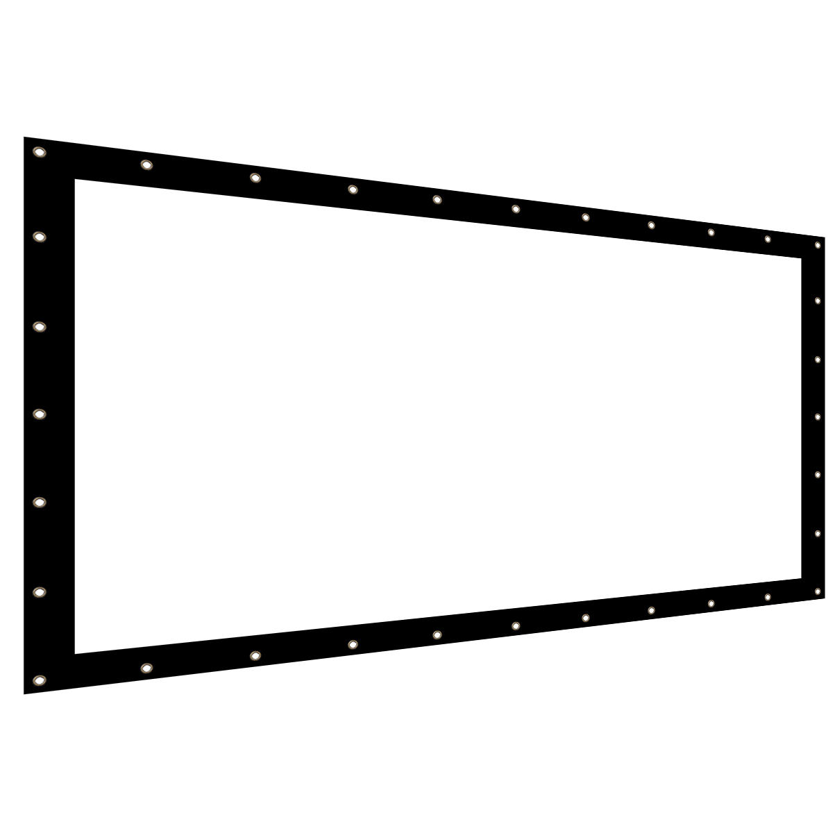 300 Inch 16 9 Projector Display Screen Football Match Home