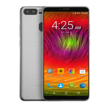 Vargo LFY5701 5.7 Inch HD+ 3500mAh 6GB RAM 128GB ROM Helio P20 2.4GHz Quad Core 4G Smartphone