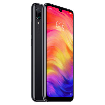 banggood Xiaomi Redmi Note 7 Snapdragon 660 MSM8956 Plus 2.2GHz 8コア BLACK(ブラック)