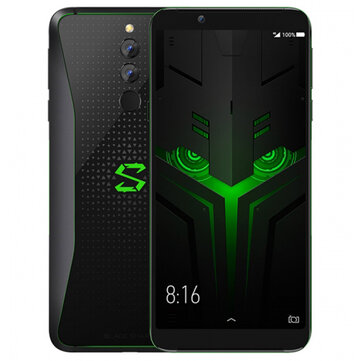 Xiaomi Black Shark Helo 6.01 inch 10GB RAM 256GB ROM Snapdragon 845 Octa Core 4G Gaming Smartphone