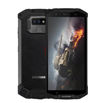 DOOGEE S70 Lite Global Bands 5.99 Inch IP68 5500mAh NFC 6GB 64GB Helio P23 Gaming Rugged Smartphone