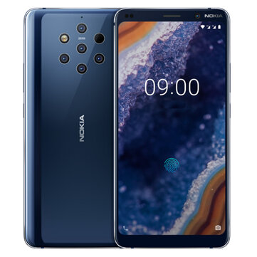£752.36 Nokia 9 PureView 5.99 inch 2K Display Five Rear Cameras NFC 6GB 128GB Snapdragon 845 Octa core 4G Smartphone Smartphones from Mobile Phones & Accessories on banggood.com