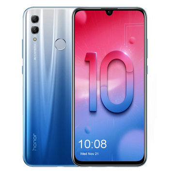 Huawei Honor 10 Lite 6.21 inch 6GB RAM 64GB ROM Kirin 710 Octa core 4G Smartphone