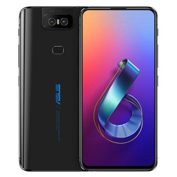 banggood ASUS ZenFone 6 Snapdragon 855 8コア BLACK(ブラック)