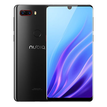 Nubia Z18 Dual Rear Camera 5.99 inch 8GB 128GB Snapdragon 845 Octa Core 4G Smartphone