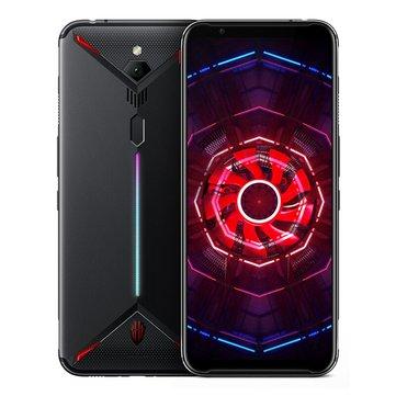 banggood ZTE Nubia Red Magic 3 Snapdragon 855 8コア BLACK(ブラック)