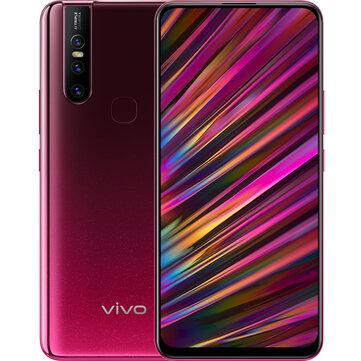 VIVO V15 Global Version 6.53 Inch FHD+ 4000mAh Android 9.0 32.0MP Front Camera 6GB RAM 128GB...