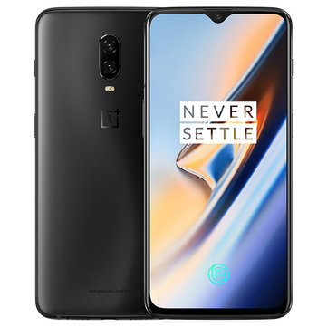 OnePlus 6T 6.41 Inch 3700mAh Fast Charge Android 9.0 8GB RAM 256GB ROM Snapdragon 845 4G Smartphone