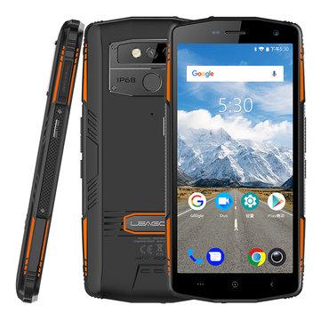 LEAGOO XRover IP68 Waterproof 5.72 inch 6GB RAM 128GB ROM MTK6763 Octa-Core 2.0GHz 4G Smartphone