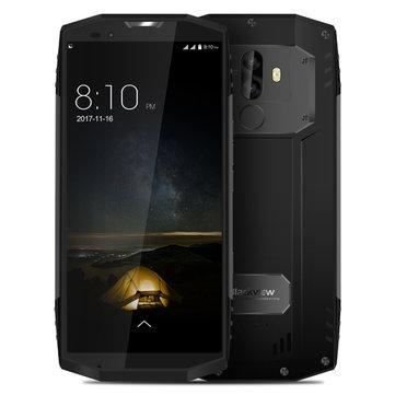 Blackview BV9000 Pro 5.7 Inch IP68 Corning Gorilla Glass 5 6GB RAM 128GB ROM Helio P25 4G Smartphone