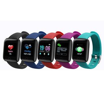 XANES A6S 1.3'' Color Screen IP67 Waterproof Smart Watch