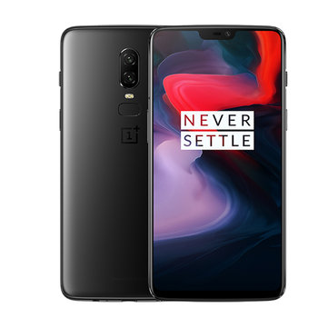 OnePlus 6 6.28 Inch 19:9 AMOLED Android 8.1 NFC 8GB RAM 256GB ROM Snapdragon 845 4G Smartphone