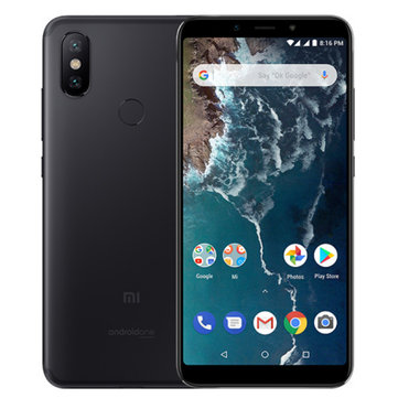 £136.5143%Xiaomi Mi A2 Global Version 5.99 inch 4GB RAM 64GB ROM Snapdragon 660 Octa core 4G SmartphoneSmartphonesfromMobile Phones & Accessorieson banggood.com