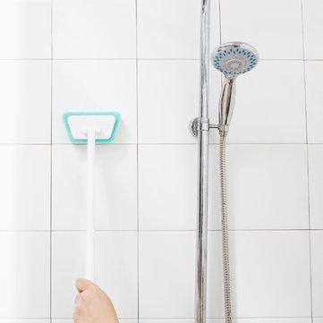 Honana BH-284 Sponge Long Handle Brush Kitchen Toilet Bathroom Cleaning Tile Floor Brush