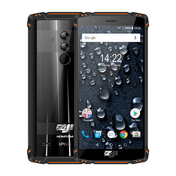 £191.04 7% HOMTOM ZOJI Z9 Global Bands IP68 5.7 Inch HD+ 5500mAh Android 8.1 6GB 64GB Helio P23 Octa Core 4G Smartphone Smartphones from Mobile Phones & Accessories on banggood.com