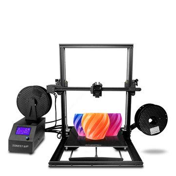 Zonestar® Z10M2 Aluminum DIY 3D Printer