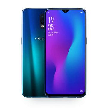 £424.80 23% OPPO R17 6.4 Inch FHD+ Waterdrop Screen 25.0MP AI Front Camera 3500mAh 8GB RAM 128GB ROM Snapdragon 670 Octa Core 2.0GHz 4G Smartphone Smartphones from Mobile Phones & Accessories on banggood.com