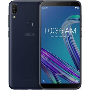 £170.53 19% ASUS ZenFone Max Pro M1 ZB602KL Global Version 6.0 Inch FHD+ 5000mAh 6GB 64GB Snapdragon 636 Octa Core 4G Smartphone Smartphones from Mobile Phones & Accessories on banggood.com