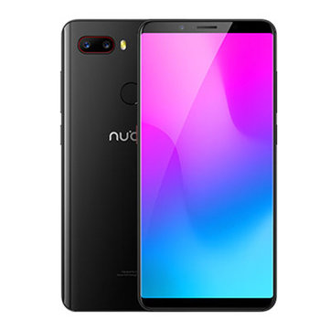 Nubia Z18 Mini 24MP Dual Camera Face Unlock 6GB RAM 64GB ROM Snapdragon 660 Octa Core 4G Smartphone