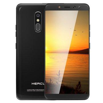 HERCLS L925 Global Version 5.7 Inch HD+ 4GB RAM 64GB ROM MTK6750T Octa Core 1.5GHz 4G Smartphone