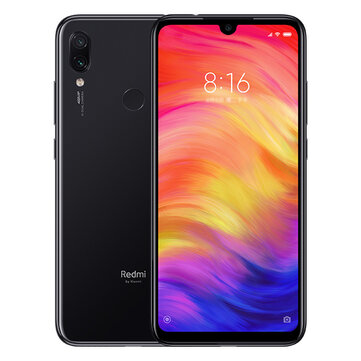 banggood Xiaomi Redmi Note 7 Snapdragon 660 MSM8956 Plus 2.2GHz 8コア BLUE(ブルー)
