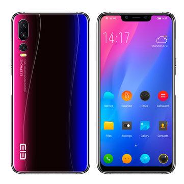 Elephone A5 Helio P60 2.0GHz 8コア