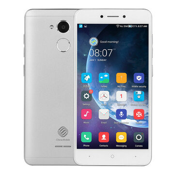 China Mobile CMCC A3s 5.2 inch Fingerprint 2GB 16GB Snapdragon 425 Quad core 4G Smartphone