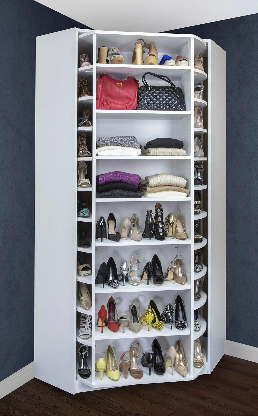 venta rotating shoe storage en stock