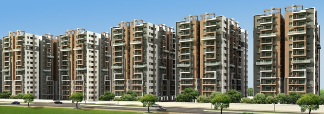 Aparna Hill Park Avenues By Constructions And Estates Pvt Ltd Chandanagar Hyderabad