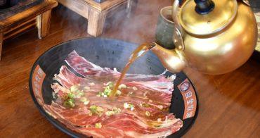 金門 | 良金牛肉麵:最在地的獨特高梁酒糟牛肉鮮涮好滋味