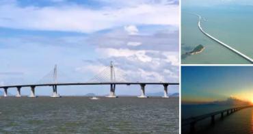 中國 | 從世界最長跨海大橋—港珠澳大橋玩香港.珠海.澳門的5個理由