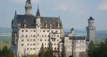 德瑞之旅 | Day2-2007.4.29。新天鵝堡.德國